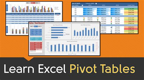 microsoft excel pivot tables free microsoft excel pivot table course