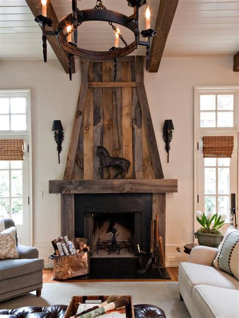 Modern Rustic Decor Ideas Interior Rustic Fireplace Ideas For Bucolic Home Decor Annsatic House Decor Reference