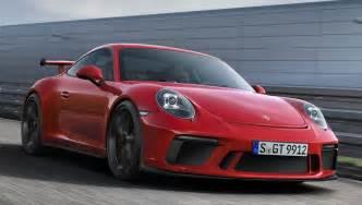 Porsche In 2018 Porsche 991 Gt3 Facelift Unveiled In Geneva