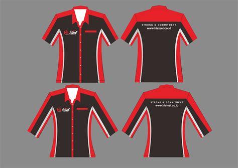 Kaos Nest Logo 2 Wanita Cewek Lengan Panjang Wlp Tac40 sribu desain seragam kantor baju kaos desain kemeja kerja