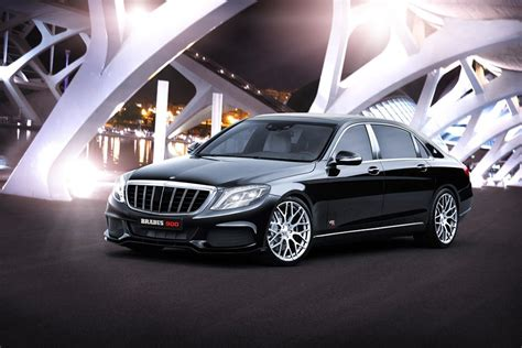brabus maybach 900 returns with a new look