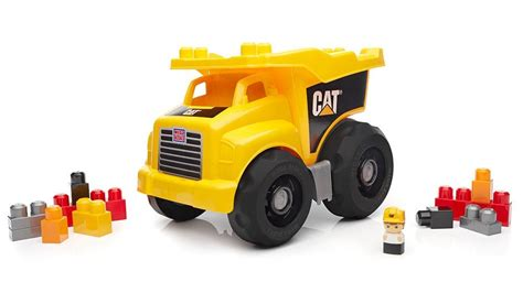 mega dump truck mega bloks construction vehicles vehicle ideas
