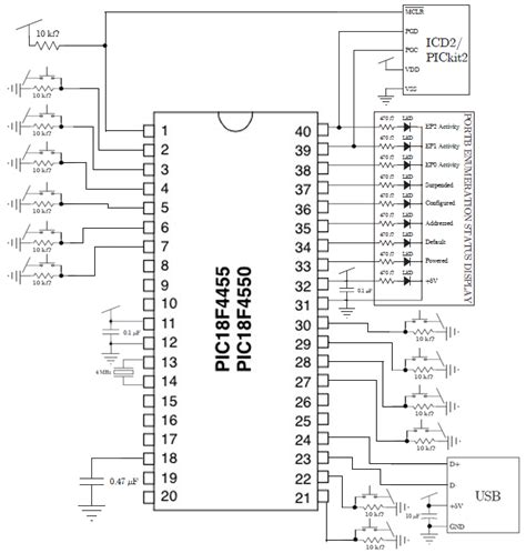 microcontroller schematic diagram payfusloder 8051 circuit diagram