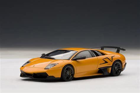 Lamborghini Murcielago Lp670 4 Sv Price Autoart Lamborghini Murcielago Lp670 4 Sv Arancio Atlas
