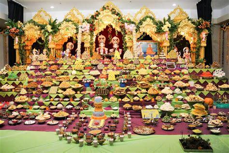 diwali annakut celebration 2014 seattle wa usa
