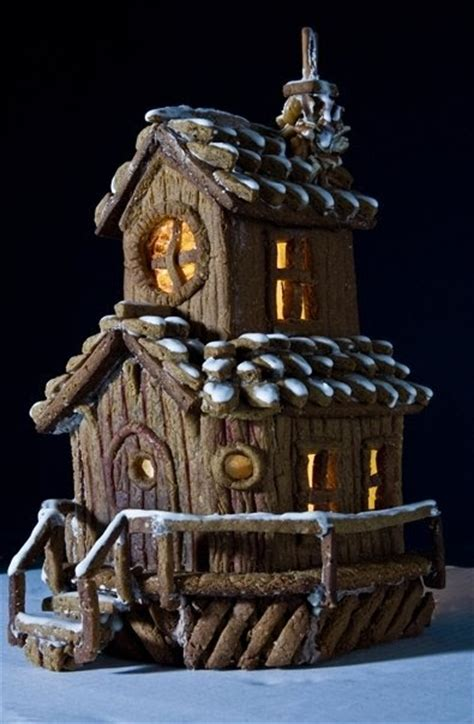 g wurm christmas houses brown sugar bee gingerbread house