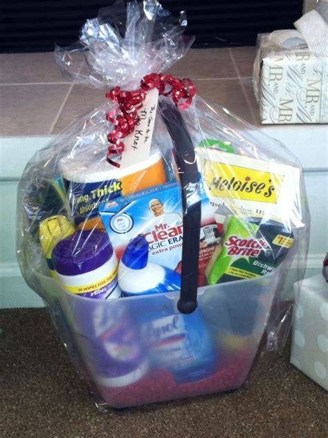 household gifts 17 best images about house hold gift basket on pinterest