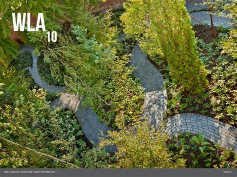 top 10 landscape architects wla 10 landscape architecture magazine published