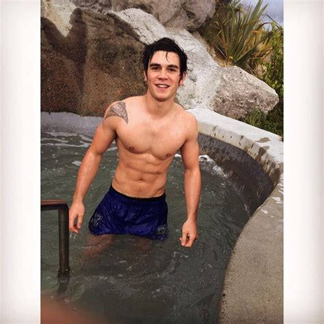 kj apa on twitter quot awesome day out here in rotorua http
