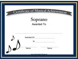 choir certificate template 17 best images about sertifikate on recital