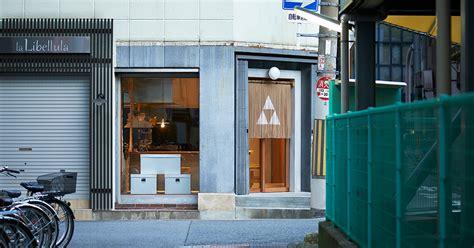 designboom osaka ninkipen finishes interior of small handmade udon bar in