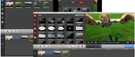 Wondershare Giveaway - wondershare video editor review and giveaway
