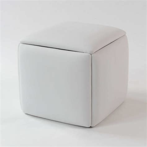 Ottoman With Stools Inside by Cubista Resource Furniture Nesting Ottoman