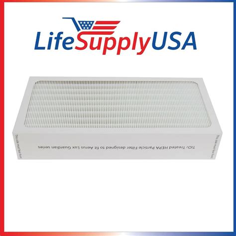 air hepa filter  fit electrolux aerus lux guardian air