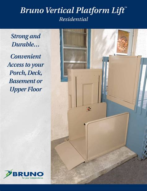 porch lift vertical platform lift wiring diagrams wiring