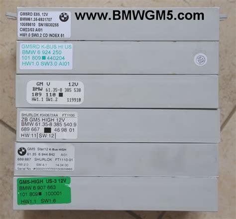 bmw e46 gm5 wiring diagram gallery wiring diagram sle