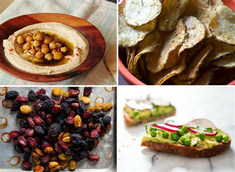 14 vegan snack recipes to satisfy every craving serious eats