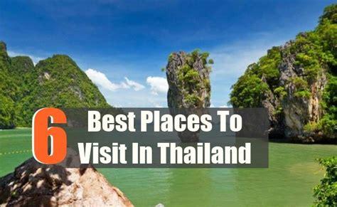 places  visit  thailand travel  guide