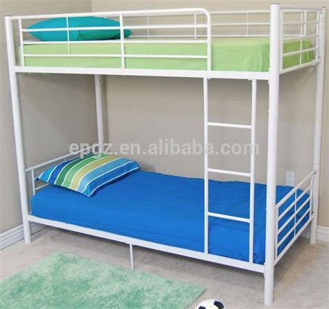 Hot Sale Used Cheap Dorm Bunk Bed For Sale Metal Frame Used Metal Bunk Beds