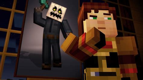 minecraft story mode episode    release date  additional cast members vg
