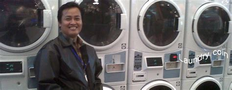 Mesin Laundry Koin laundry kitchen mart