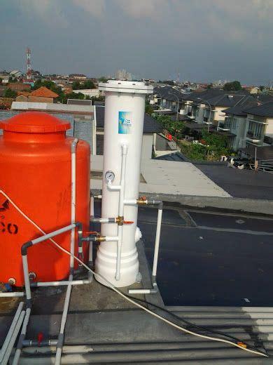 Filter Air Vittera pemasangan filter air vittera v10 di rumah bp fadli yang berlokasi di perumahan premier