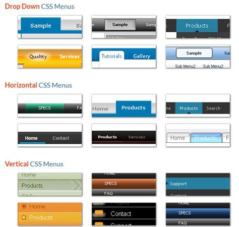 tutorial css menu maker an ultimate css3 generator list the design work