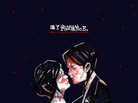 my chemical romance three cheers for sweet revenge three cheers for sweet revenge wallpaper www pixshark