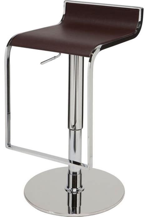 italian leather bar stools alexander adjustable height counter stool italian leather