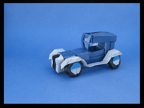 Origami Vehicles - i could harley wait to show you these origami vehicles