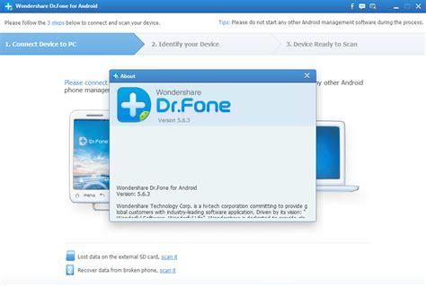 full version dr fone wondershare dr fone crack plus key free download