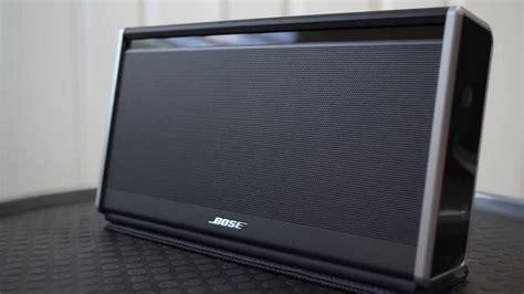 Speaker Mobil 4 Ads 442b bose soundlink speaker ii reviewed