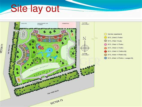 layout plan of amrapali zodiac 1385 sq ft 3 bhk 2t apartment for sale in amrapali pan