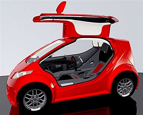 Winged Doors by Eco Car Gull Wing Doors Timber Steel Framed Diy Electric