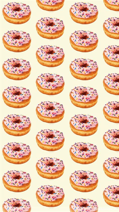 image  donuts tumblr wallpaper donuts pinterest