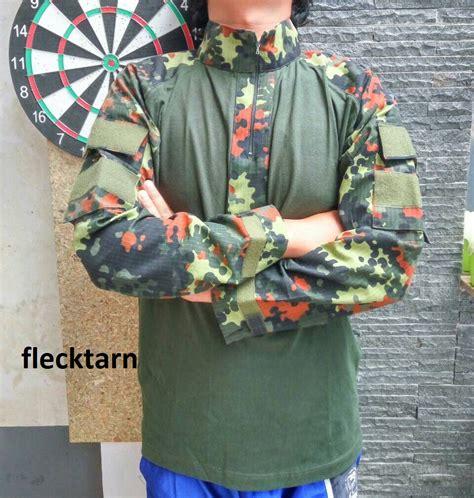Kaos Loreng Lengan Panjang Hodie jual kaos bdu lengan panjang combat loreng army konveksi