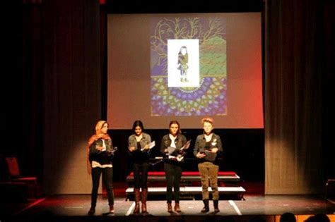 themes of the complete persepolis living book project brings communities together at sbu