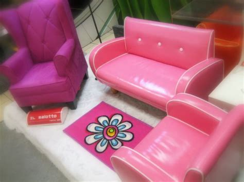 pink mini sofa idyllism pink mini sofa set