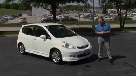 how make cars 2007 honda fit auto manual used 2007 honda fit sport for sale at honda cars of bellevue an omaha honda dealer youtube