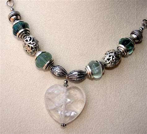 metal bead necklace january 2013 big skies jewellery