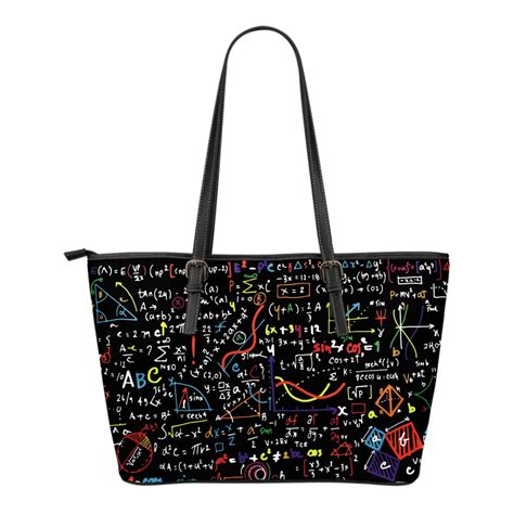 colorful tote bags colorful math tote bag groove bags