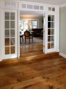 Wall Colors For Dark Hardwood Floors - finished on site vs pre finished hardwood flooring
