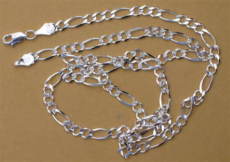 joyas cadenas de plata cadena de plata tejido cartier en plata fina ley 925 60cm