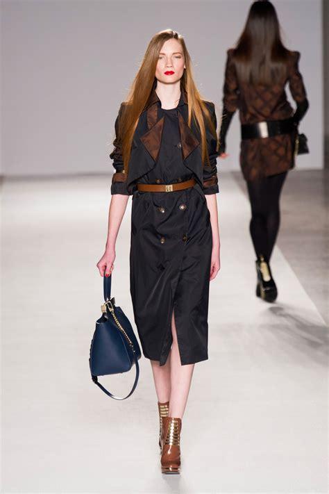aigner at milan fashion week fall 2014 livingly
