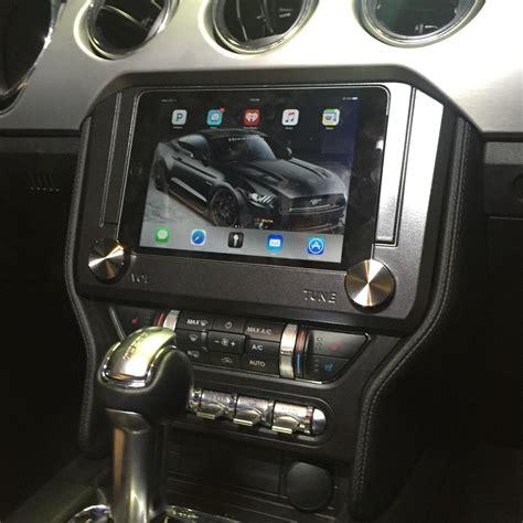 dash for 2015 17 ford mustang mini nexus 7 dash kit