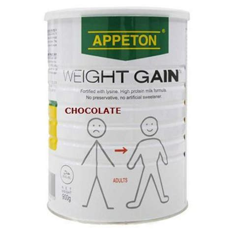 Appeton Weight Gain Buat Remaja tea made from the snsd diet bisa