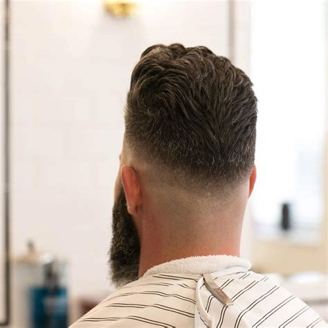 haircuts when hair grows low on neck bald fade haircuts
