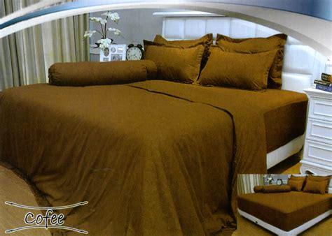 Termurah Sprei Vallery 160 Coffee grosir sprei vallery supplier reseller dropship dan retail baju sprei bed cover termurah