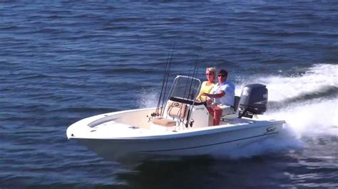 scout boats ratings scout boats 177 sportfish youtube
