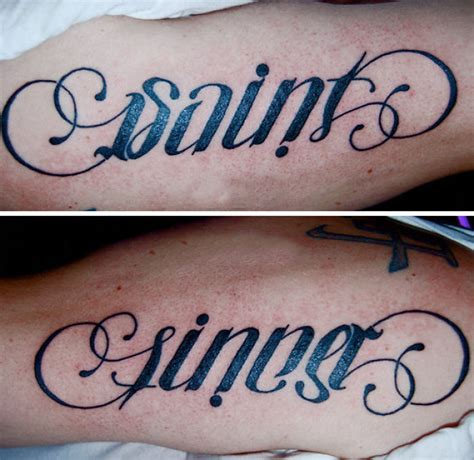clever tattoos that have a hidden meaning 10 gone viral